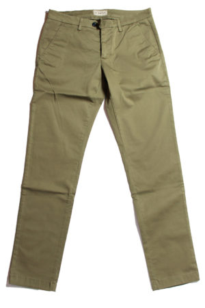 Dw5 chinos verde coloniale